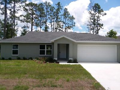 Ocala Single Family Home For Sale: 9 Bahia Pass Run