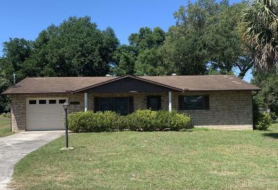 Lake County, Sumter County Single Family Home For Sale: 608 Third Avenue