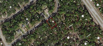 Citrus Springs FL Residential Lots & Land For Sale: $15,000