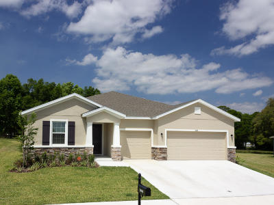 Ocala FL Single Family Home For Sale: $324,900