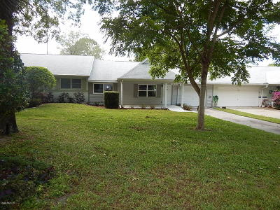 Ocala Condo/Townhouse For Sale: 8868 SW 97th Lane Road #J