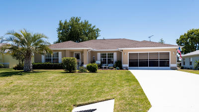 Ocala Single Family Home For Sale: 8733 SW 60 Circle