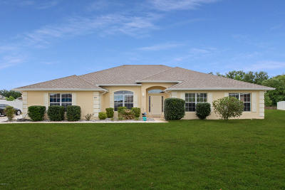 Marion County Single Family Home For Sale: 9957 SW 57th Court