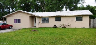 Ocala Single Family Home For Sale: 4704 NE 20th Avenue