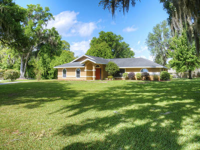 Marion County Single Family Home For Sale: 385 NE 58th Street