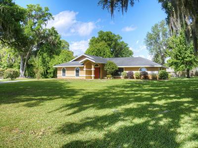 Ocala Single Family Home For Sale: 385 NE 58th Street