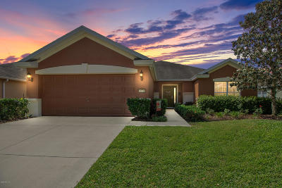 Ocala Single Family Home For Sale: 4670 SW 40th Lane