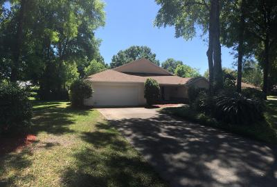 Ocala Single Family Home For Sale: 4514 SE 14 Street