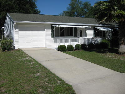 Ocala Single Family Home For Sale: 10816 SW 89th Court