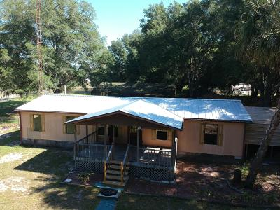 Marion County Single Family Home For Sale: 4385 SE 150th Street