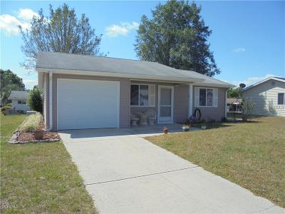 Ocala Single Family Home For Sale: 8392 SW 108th Lane