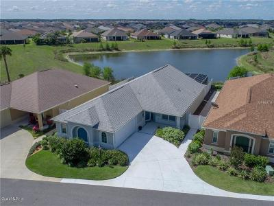 Lake County, Sumter County Single Family Home For Sale: 1040 Carver Court