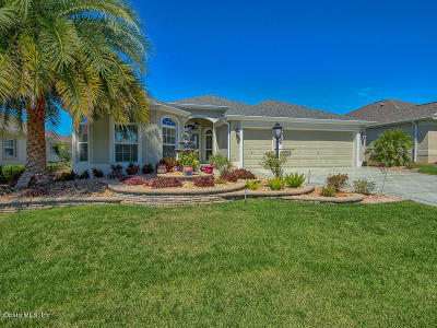 Lake County, Sumter County Single Family Home For Sale: 2627 Jupiter Way