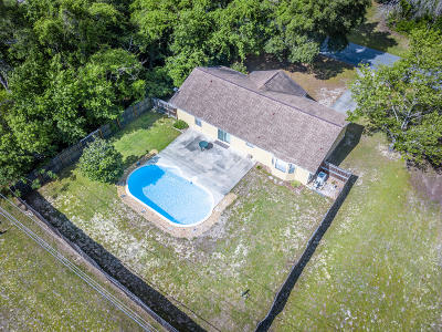 Marion Oaks North, Marion Oaks Rnc, Marion Oaks South Single Family Home For Sale: 14791 SW 29th Avenue Road