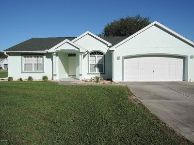 Oak Run, Oak Run Eagles Point Single Family Home For Sale: 11372 SW 76th Circle