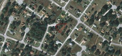 Ocala Residential Lots & Land For Sale: Cedar Drive Terrace
