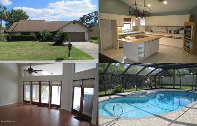 Ocala Single Family Home For Sale: 1020 SW 32 Lane
