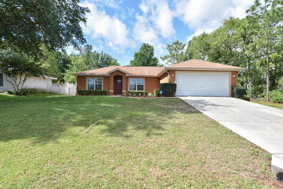 Single Family Home For Sale: 5526 Pecan Road