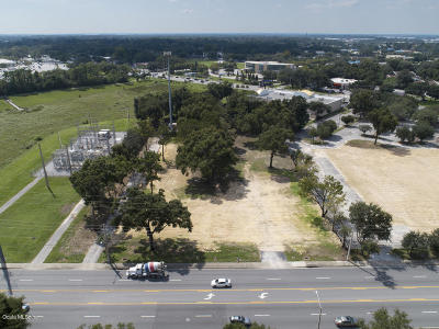 Citrus County, Levy County, Marion County Residential Lots & Land For Sale: 2516 SW 27th Avenue