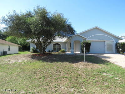 Citrus County Single Family Home For Sale: 9094 E China Grove Lane