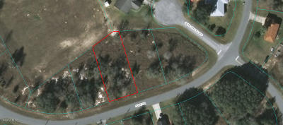 Citrus County, Levy County, Marion County Residential Lots & Land For Sale: Olive Circle