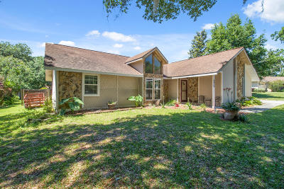 Ocala Single Family Home For Sale: 4912 SE 41st Court
