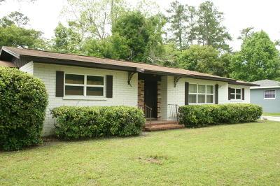 Ocala Single Family Home For Sale: 1118 NE 17th Avenue