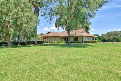 Ocala Farm For Sale: 8055 NW 60 Avenue