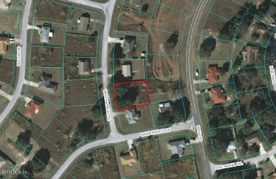 Citrus County, Levy County, Marion County Residential Lots & Land For Sale: Water Trak Trail
