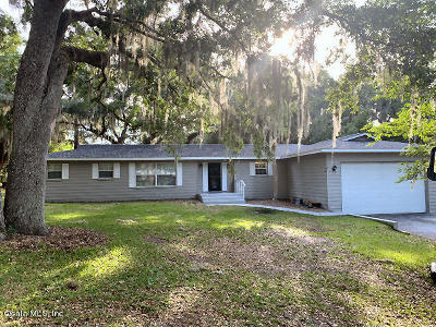Marion County Single Family Home For Sale: 24 Emerald Drive