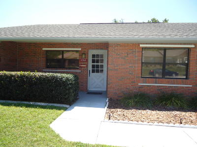 Ocala Single Family Home For Sale: 3744 SE 59th Place