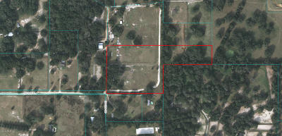 Ocala Residential Lots & Land For Sale: 1091 SW 123rd Place, Lot 01