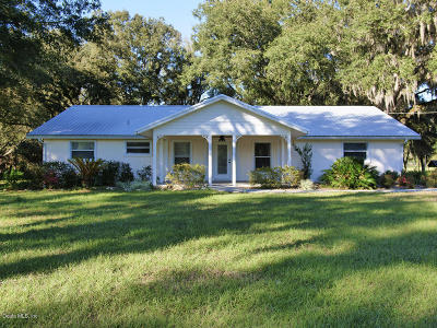 Ocala Farm For Sale: 1091 SW 123rd Place