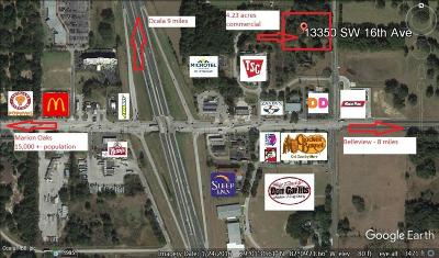 Ocala Residential Lots & Land For Sale: 13350 SW 16 Avenue
