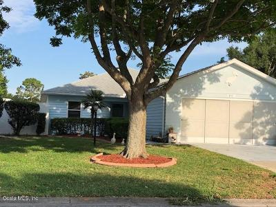 Ocala Single Family Home For Sale: 9117 SW 91st Circle