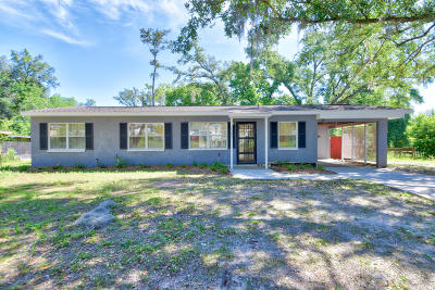 Ocala Single Family Home For Sale: 3307 SE 6th Street