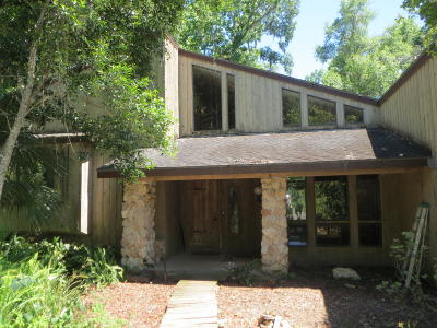 Ocala Single Family Home For Sale: 7140 SW 19th Ave Road