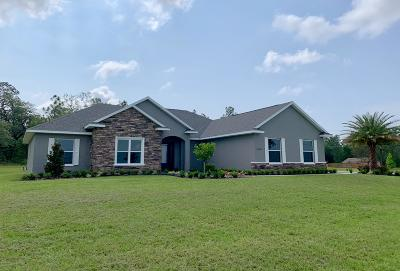 Ocala Single Family Home For Sale: 13991 SW 66th Street