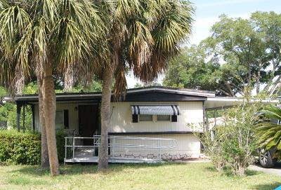 Ocala Mobile/Manufactured For Sale: 291 NE 63rd Court