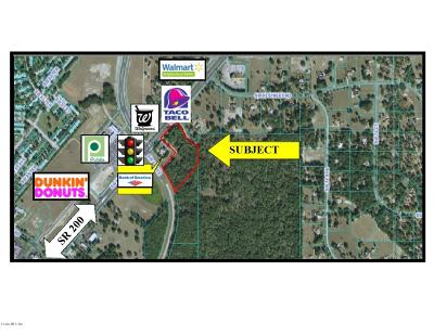 Ocala Residential Lots & Land For Sale: Sr 200