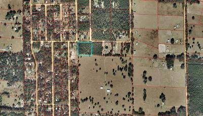 Williston FL Residential Lots & Land For Sale: $22,000