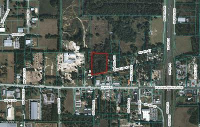 Ocala FL Residential Lots & Land For Sale: $420,000