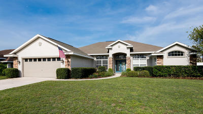 Belleview FL Single Family Home For Sale: $279,900