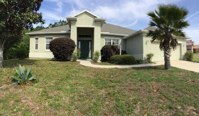 Citrus County Single Family Home For Sale: 1741 E Gate Dancer Circle