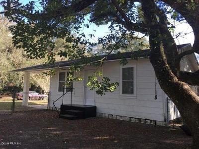 Belleview Rental For Rent: 5976 SE 115th Street