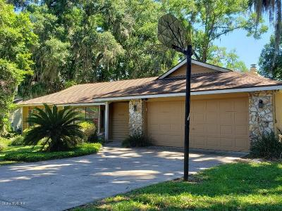 Ocala FL Single Family Home For Sale: $159,900
