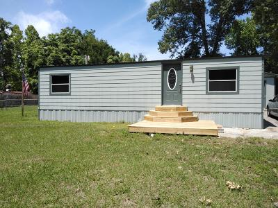 Ocala Mobile/Manufactured For Sale: 5143 SE 43rd Street