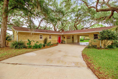 Ocala Single Family Home For Sale: 663 Silver Pass
