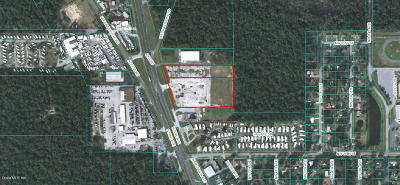 Ocala Residential Lots & Land For Sale: 2905 N Pine Avenue
