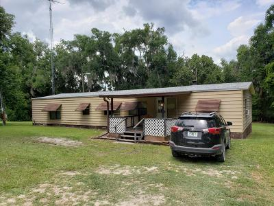 Belleview Mobile/Manufactured For Sale: 4695 SE 98th Lane